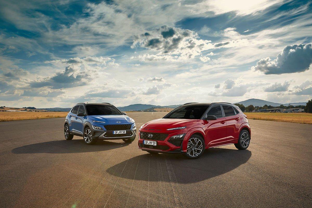 Đánh giá xe Hyundai Kona 2021: A1