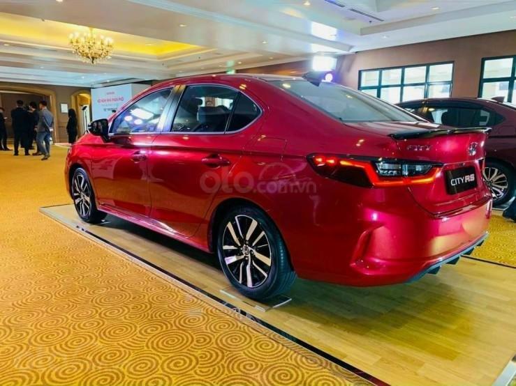 [Honda Ô Tô Long Biên] Honda City 2021 ưu đãi tiền mặt + Quà tặng hấp dẫn (2)