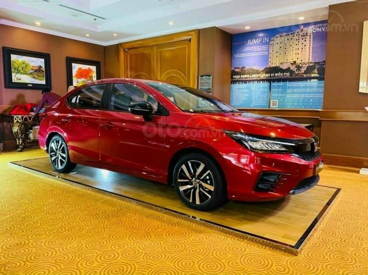 [Honda Ô Tô Long Biên] Honda City 2021 ưu đãi tiền mặt + Quà tặng hấp dẫn (1)