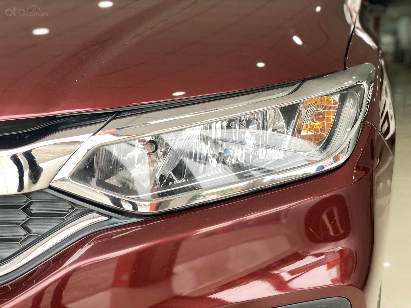 Honda City CVT 1.5 AT 2018, màu đỏ (10)