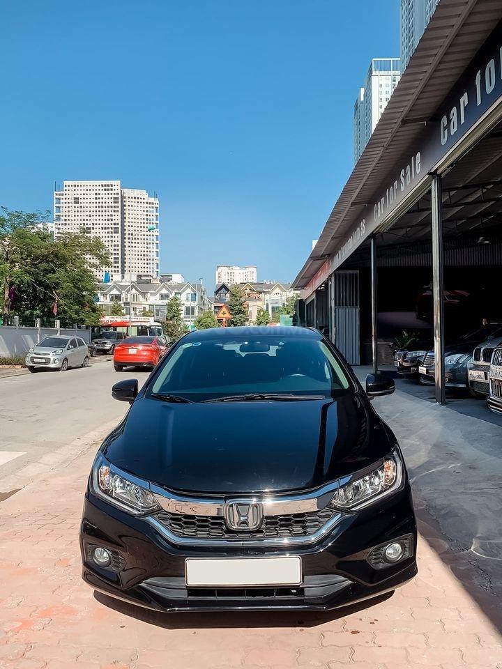 Honda City 1.5CVT, biển Hà Nội sản xuất và đăng ký 2019 (1)