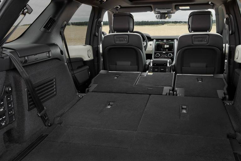 Land Rover Discovery 2021 cấu thành đa dạng với nhiều lựa chọn hấp dẫn.