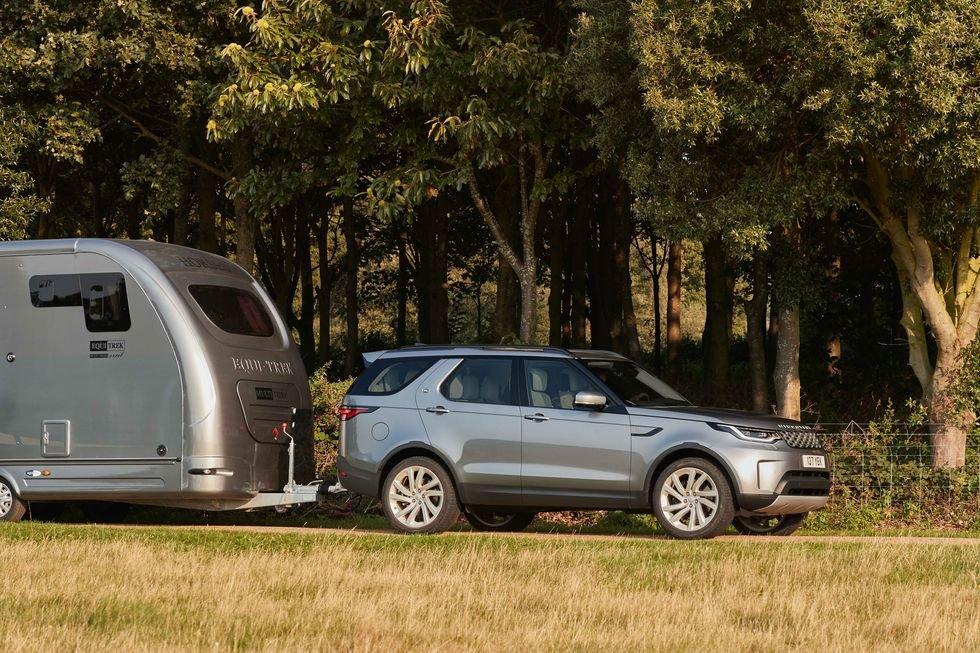 Land Rover Discovery 2021 facelift tinh chỉnh về mặt cơ học.