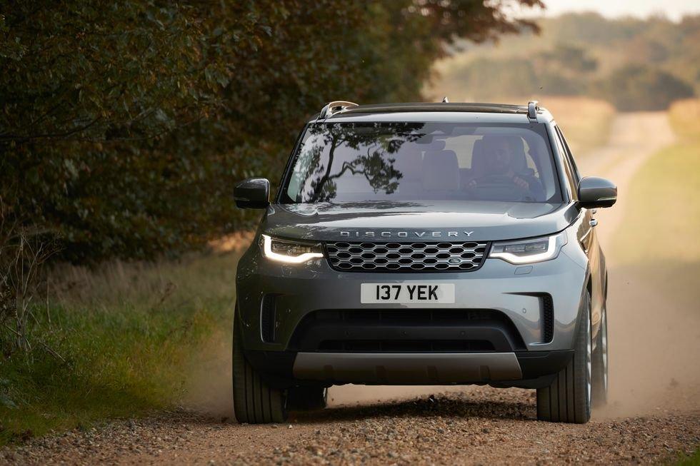 Land Rover Discovery 2021 nâng cấp mới gần như toàn diện.