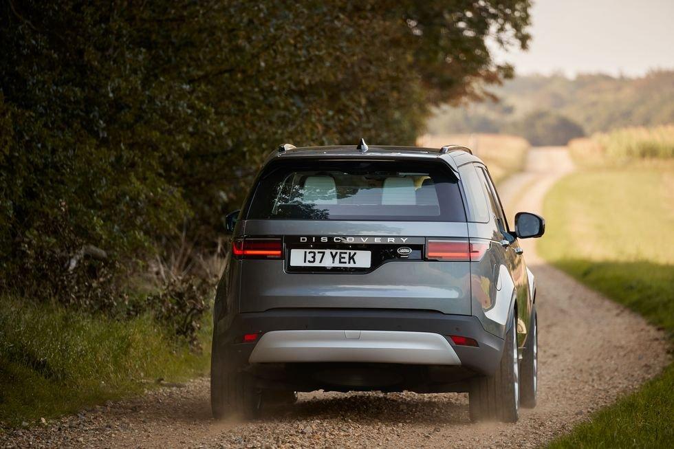 Land Rover Discovery 2021 sở hữu nhiều thay đổi đáng kể.