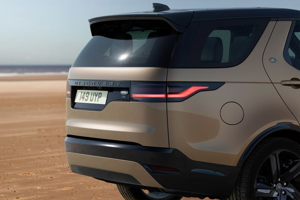 Land Rover Discovery 2021 ngoại thất - 3.