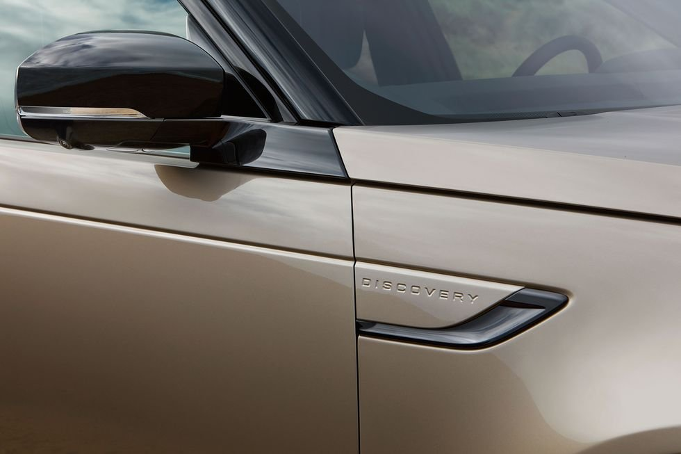 Land Rover Discovery 2021 ngoại thất - 2.