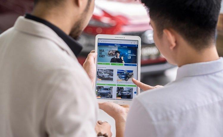 Loạt tính năng mới hỗ trợ người bán ô tô trên Oto.com.vn - Ảnh 2.