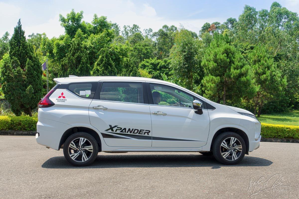 Ảnh Thân xe Mitsubishi Xpander