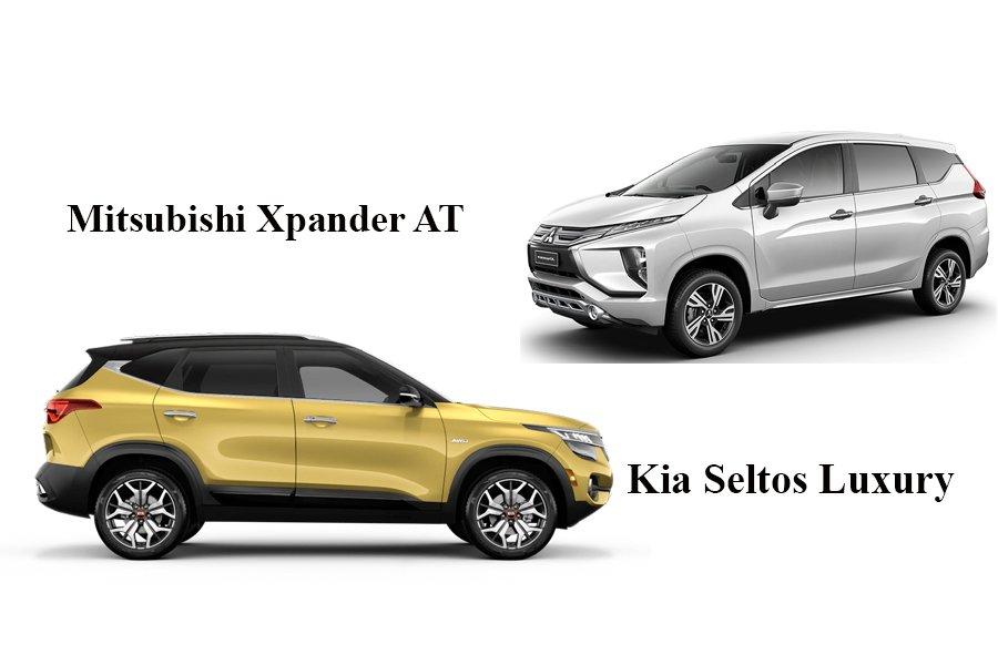Hơn 600 triệu đồng, chọn Kia Seltos Luxury 2020 hay Mitsubishi Xpander AT 2020? a1