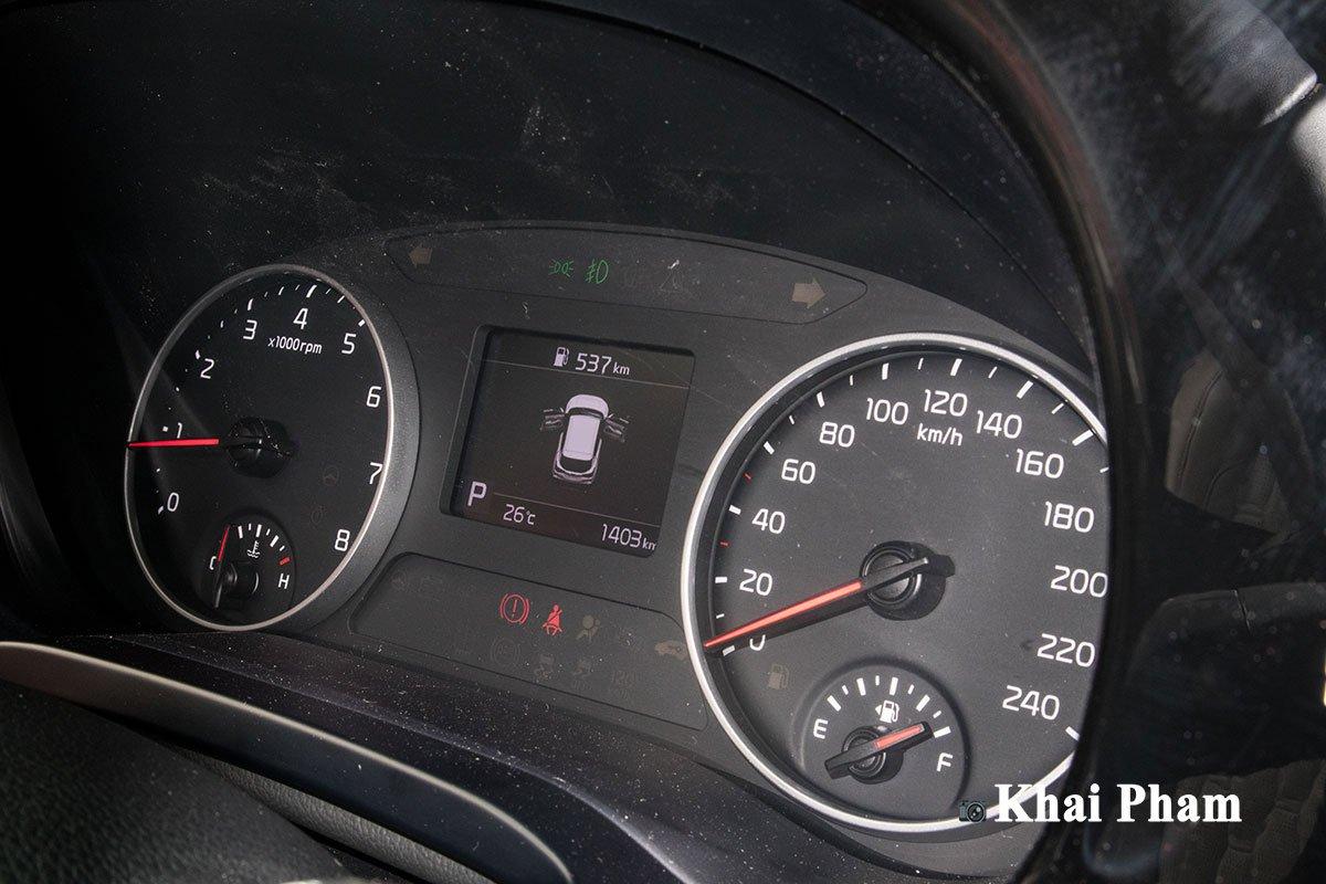 Ảnh Đồng hồ xe Kia Seltos