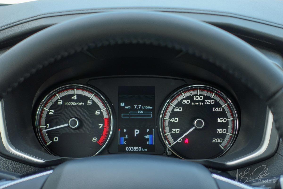 Ảnh Đồng hồ xe Mitsubishi Xpander 2020