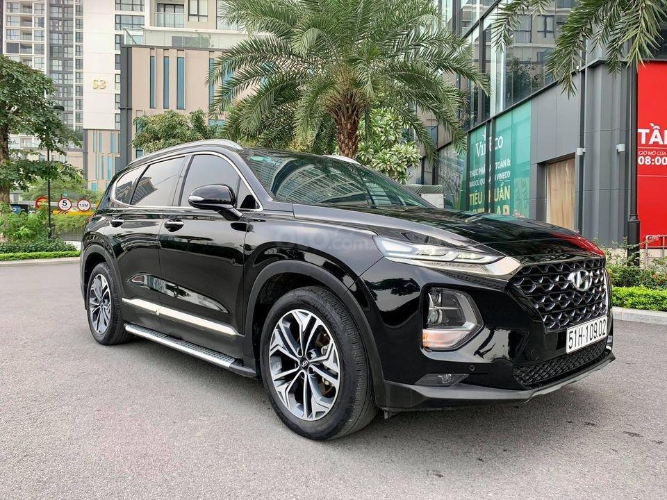 Bán Hyundai Santafe 2.2D máy dầu 2020, tên tư nhân (1)