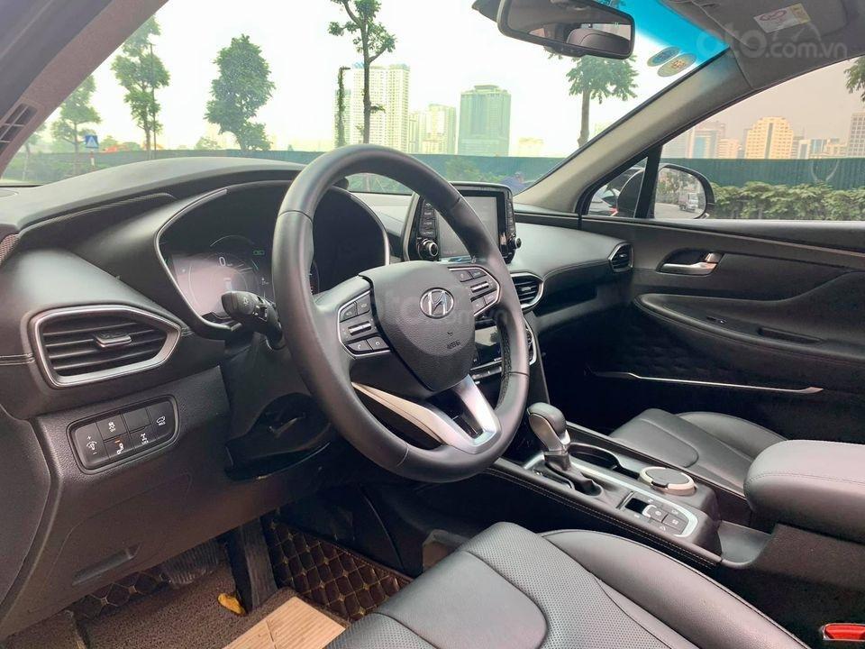 Bán Hyundai Santafe 2.2D máy dầu 2020, tên tư nhân (4)