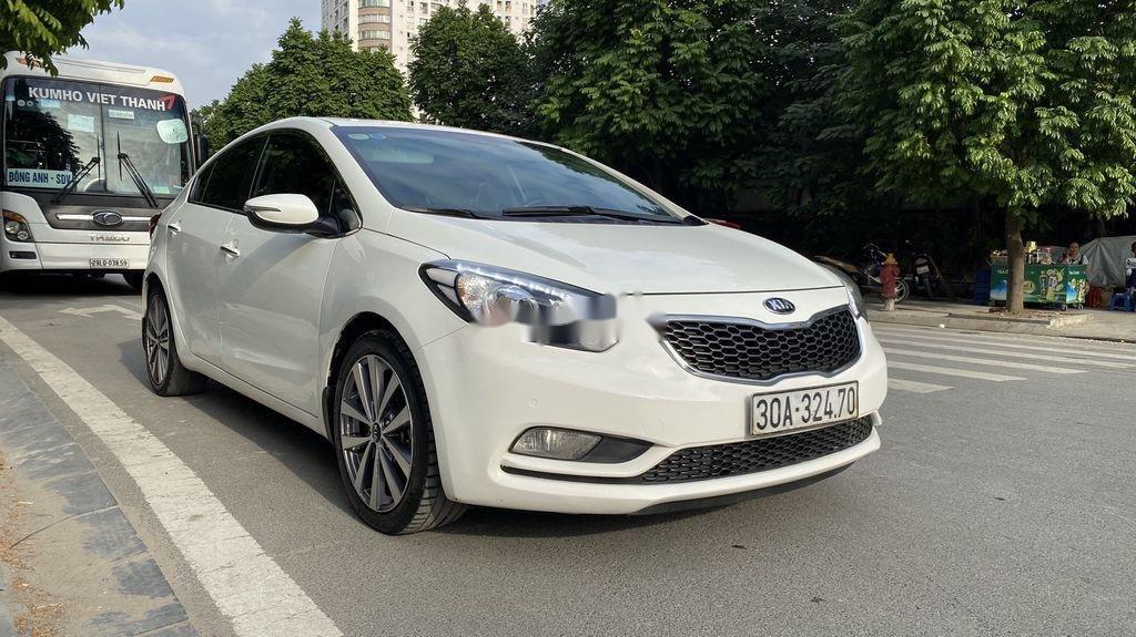 Cần bán xe Kia K3 sản xuất năm 2014, xe một đời chủ giá ưu đãi (1)