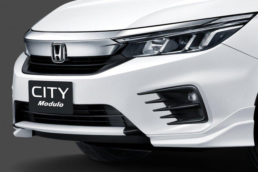 Honda City 2021 độ Modulo nâng tầm cảm xúc.
