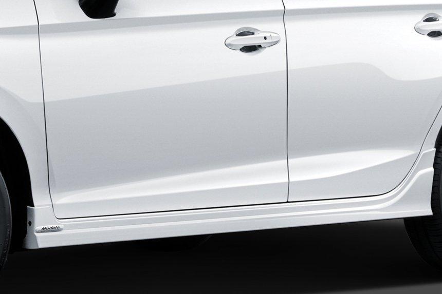 Honda City 2021 độ Modulo vẫn giữ nguyên thông số sức mạnh.