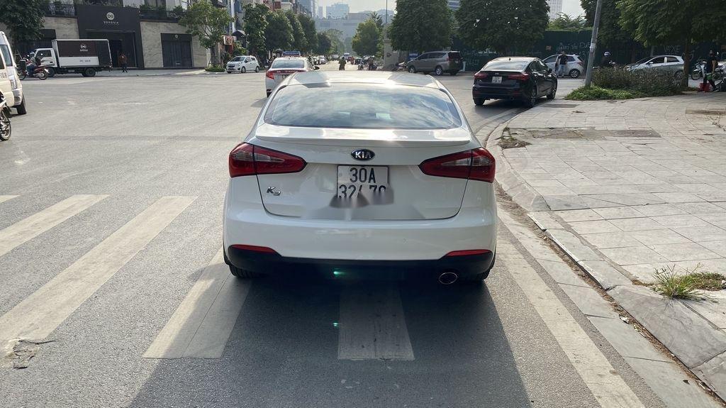 Cần bán xe Kia K3 sản xuất năm 2014, xe một đời chủ giá ưu đãi (4)