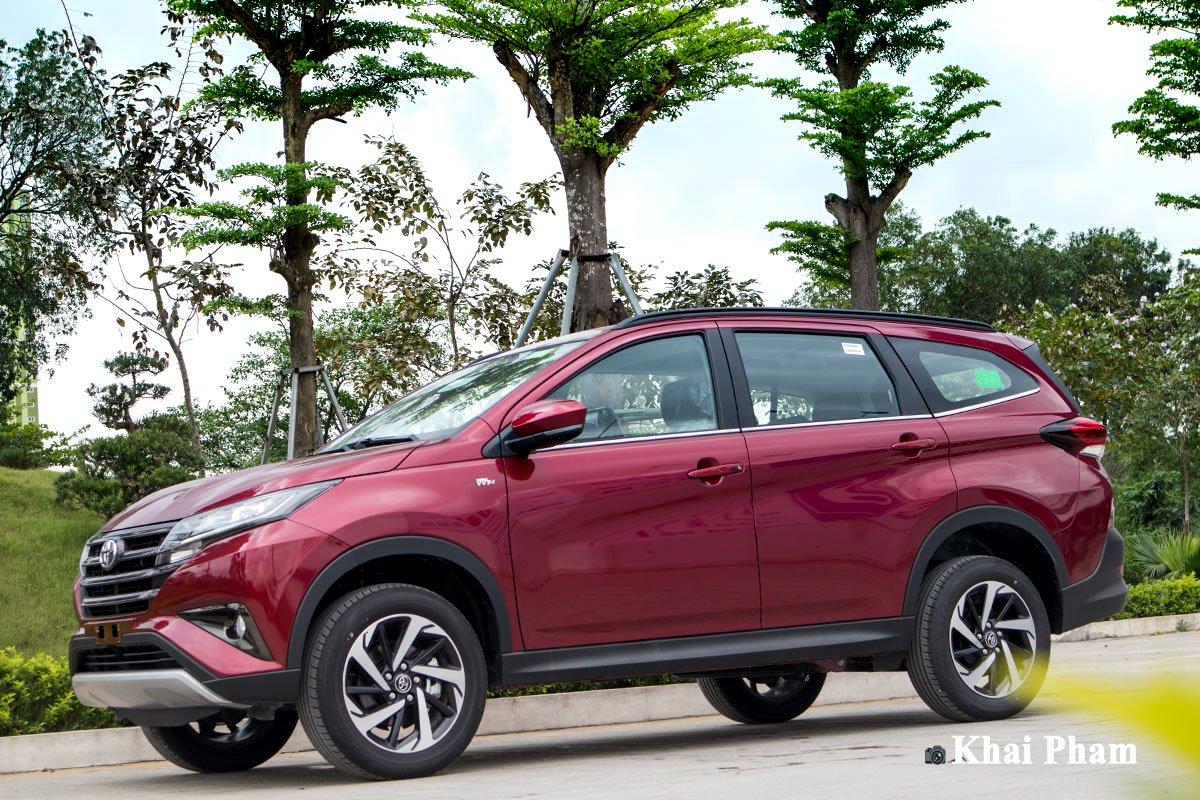 Phân khúc MPV tháng 10/2020: Mitsubishi Xpander cho Toyota Innova