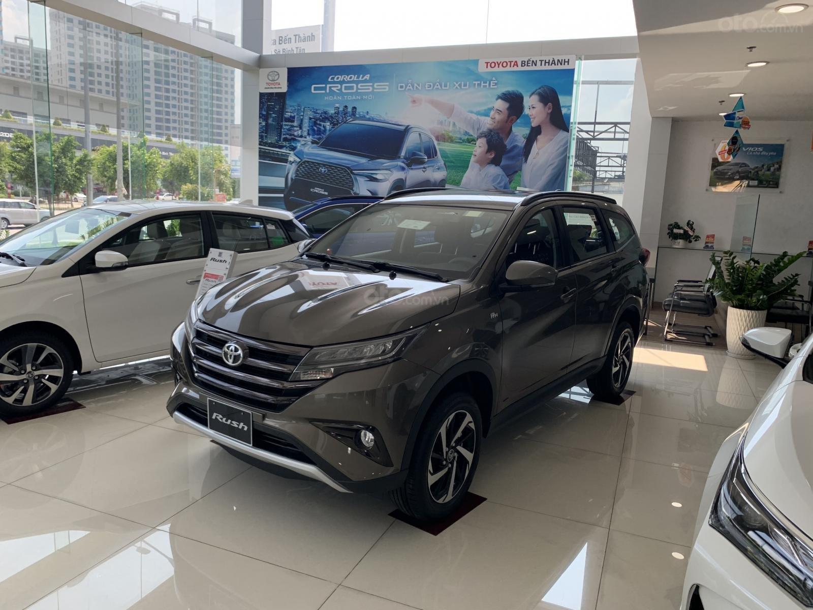 Toyota Rush 2020 - Tặng 2 năm bảo hiểm thân vỏ xe - Hỗ trợ vay trả góp từ 85% giá trị xe (1)