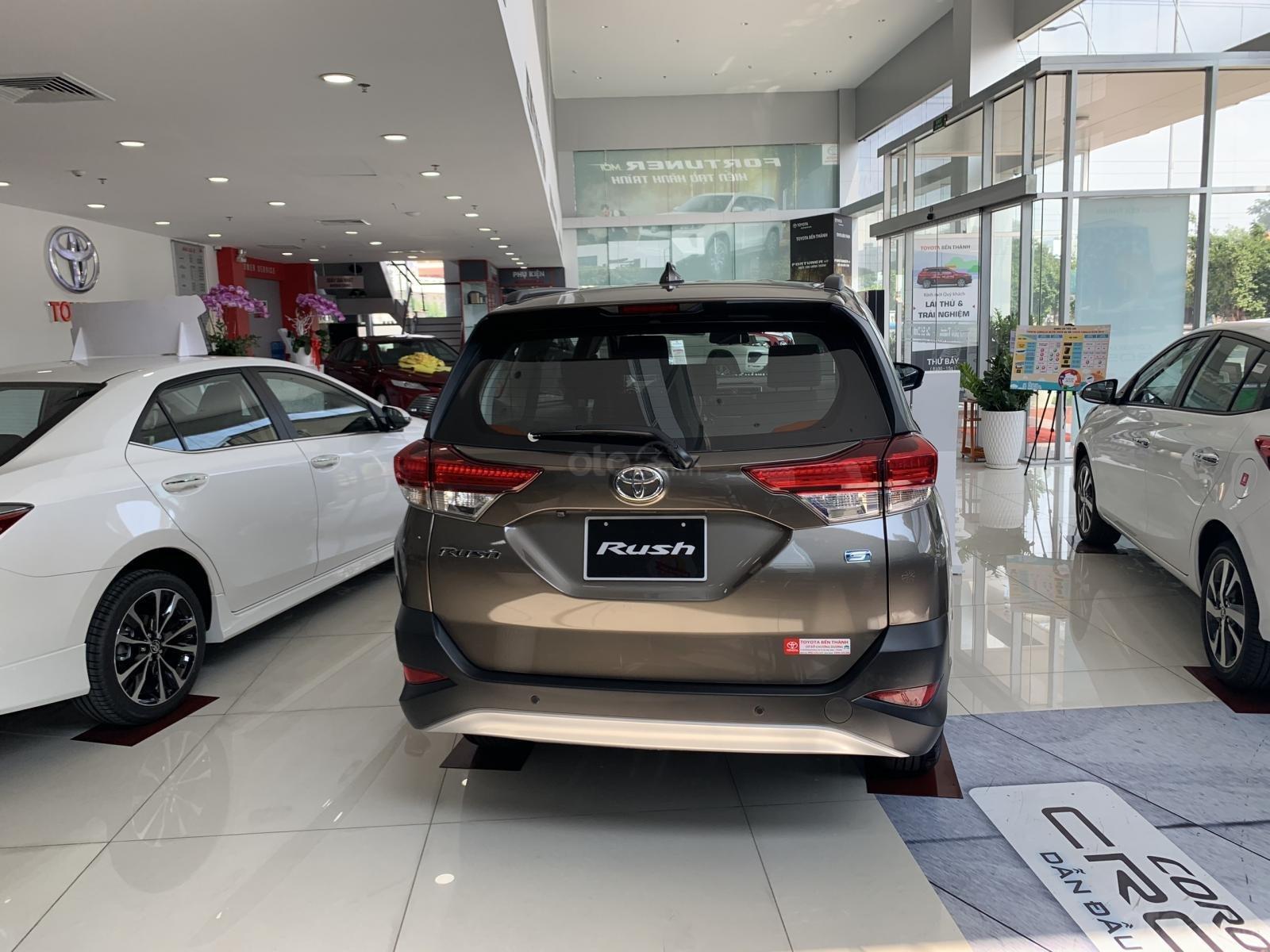 Toyota Rush 2020 - Tặng 2 năm bảo hiểm thân vỏ xe - Hỗ trợ vay trả góp từ 85% giá trị xe (5)