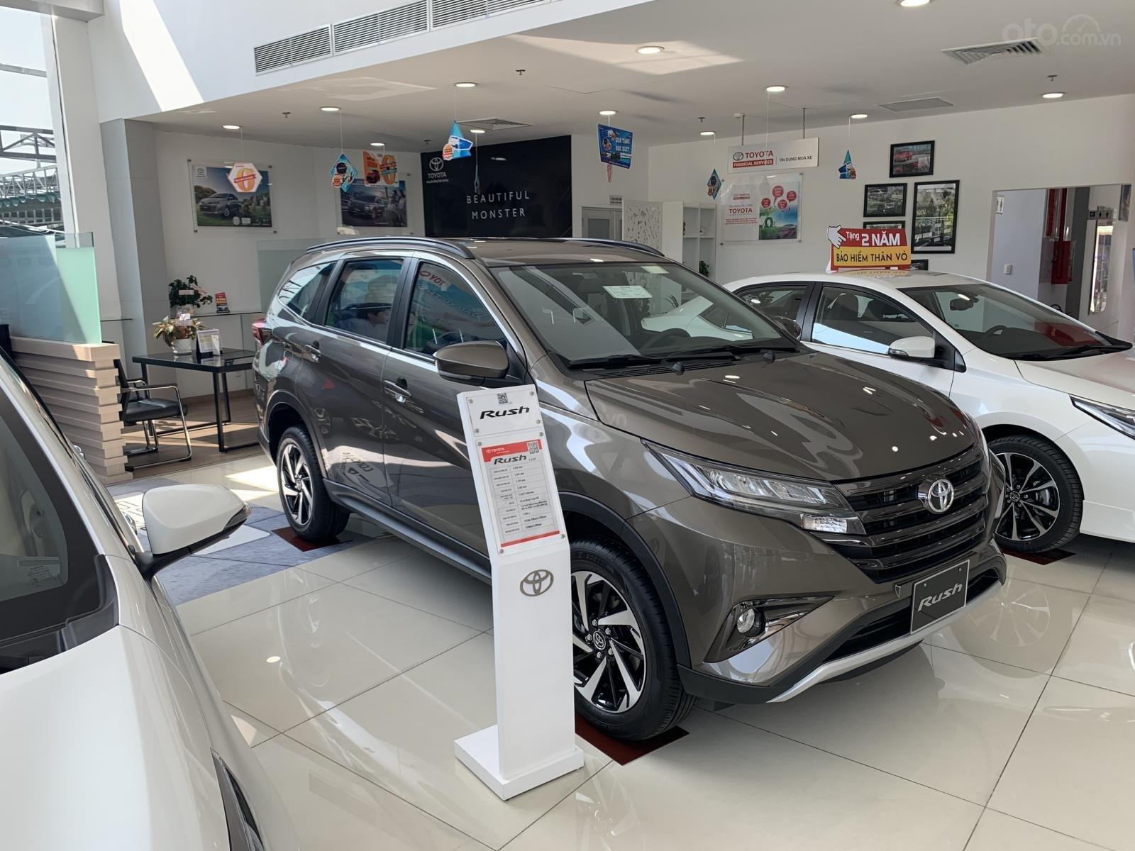 Toyota Rush 2020 - Tặng 2 năm bảo hiểm thân vỏ xe - Hỗ trợ vay trả góp từ 85% giá trị xe (4)