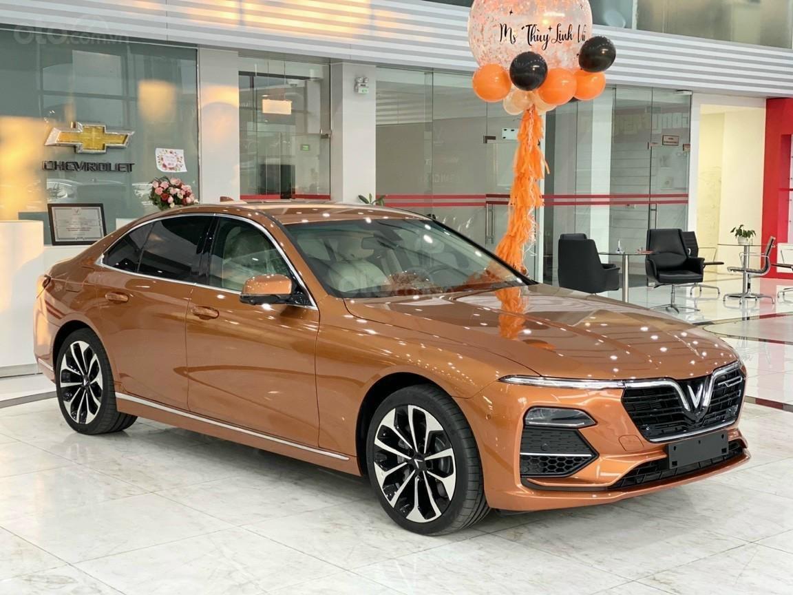 [Duy nhất tháng 11 - VinFast LUX A2.0] rinh xe chỉ từ 75 triệu đồng - lăn bánh chỉ từ 138 triệu đồng (2)