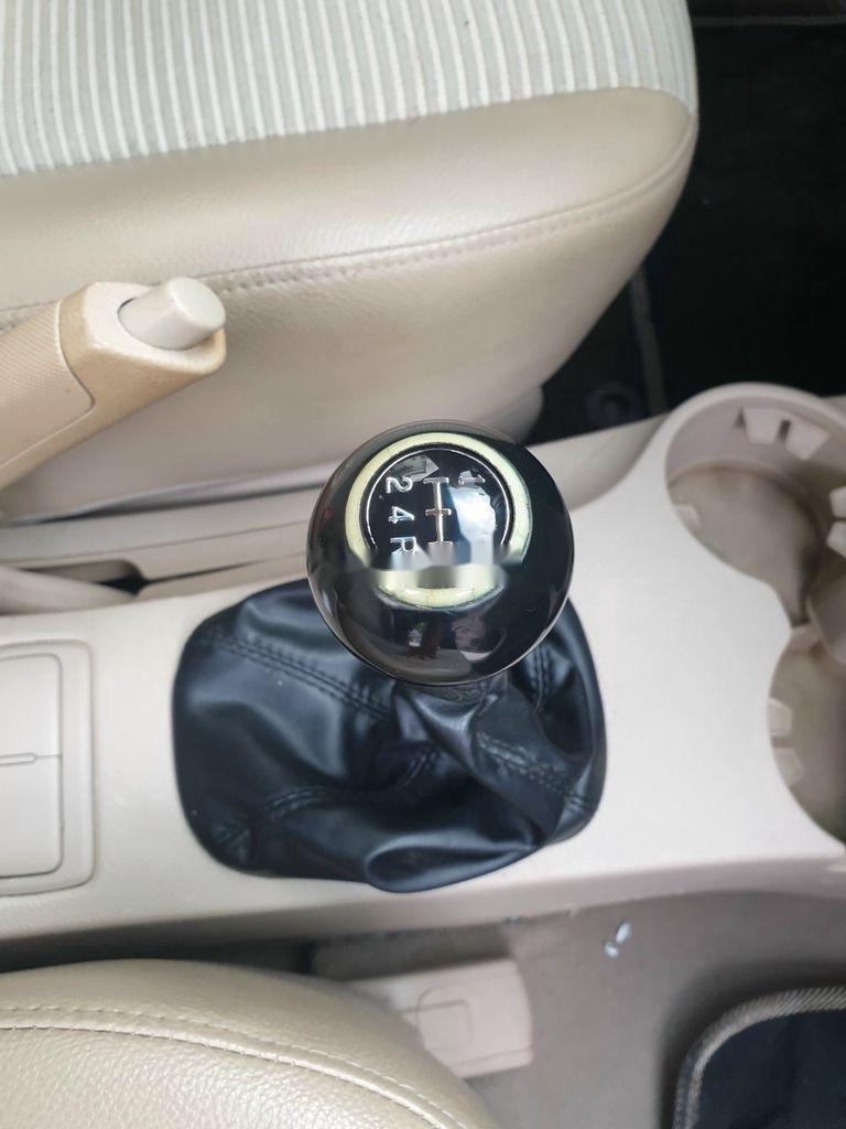 Bán xe Kia Sportage năm 2006, màu đen, nhập khẩu số sàn (9)