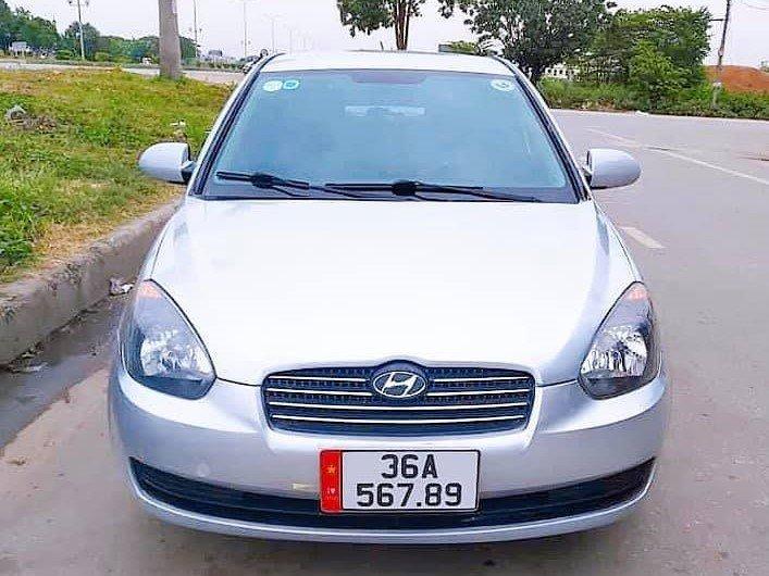 Hyundai Accent biển số 36A - 567.89 cực đẹp a2