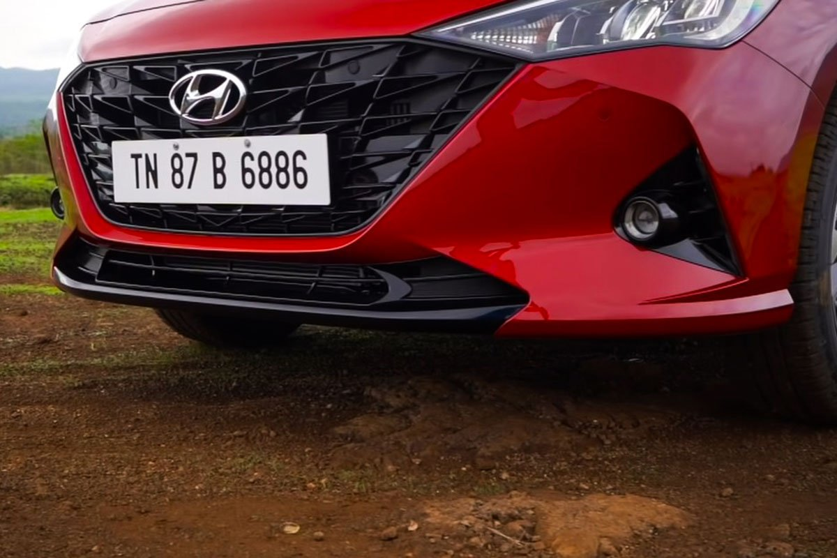 Ảnh Lưới tản nhiệt xe Hyundai Accent 2021 a1