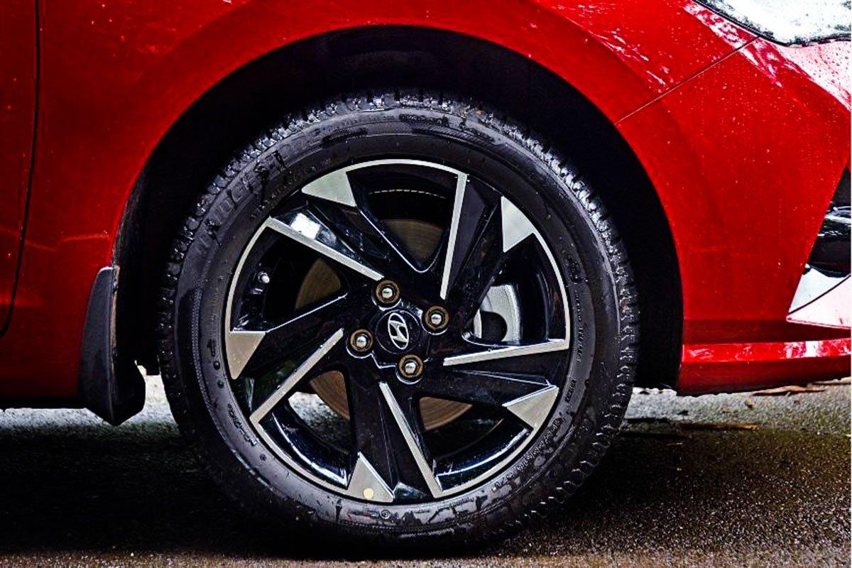 Ảnh La-zăng xe Hyundai Accent 2021