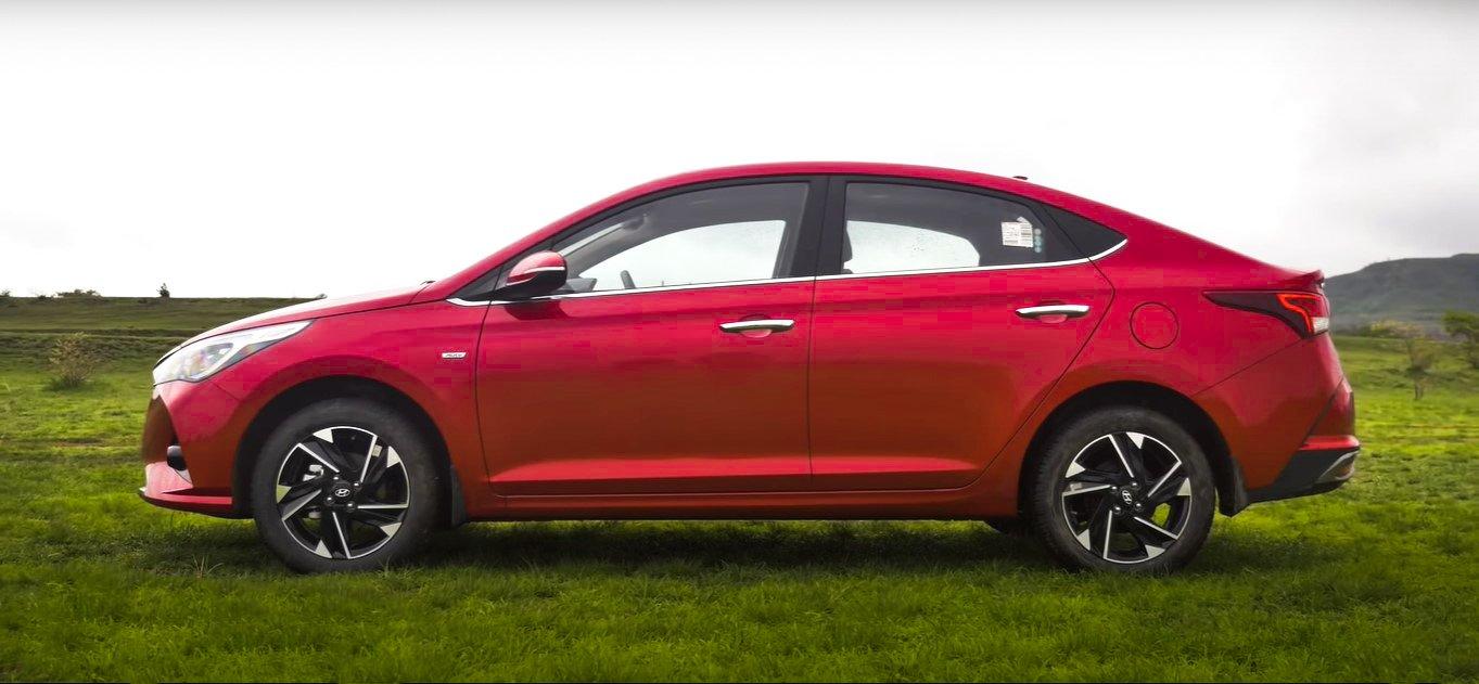 Ảnh Thân xe Hyundai Accent 2021