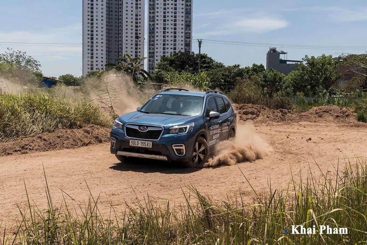 Ảnh Vận hành xe Subaru Forester 2020