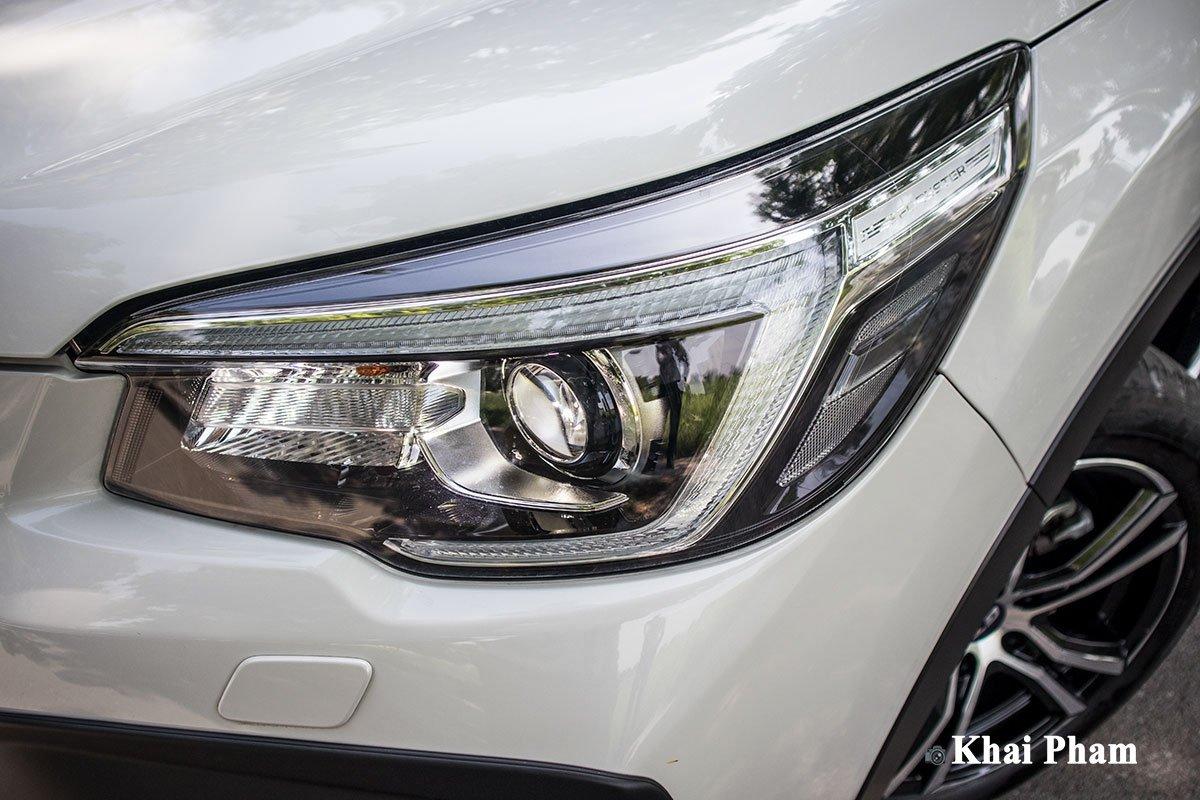 Ảnh Đèn pha xe Subaru Forester 2020