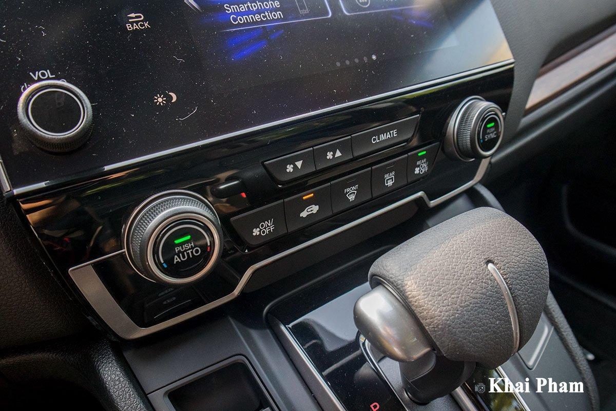 Ảnh Điều hòa xe Honda CR-V