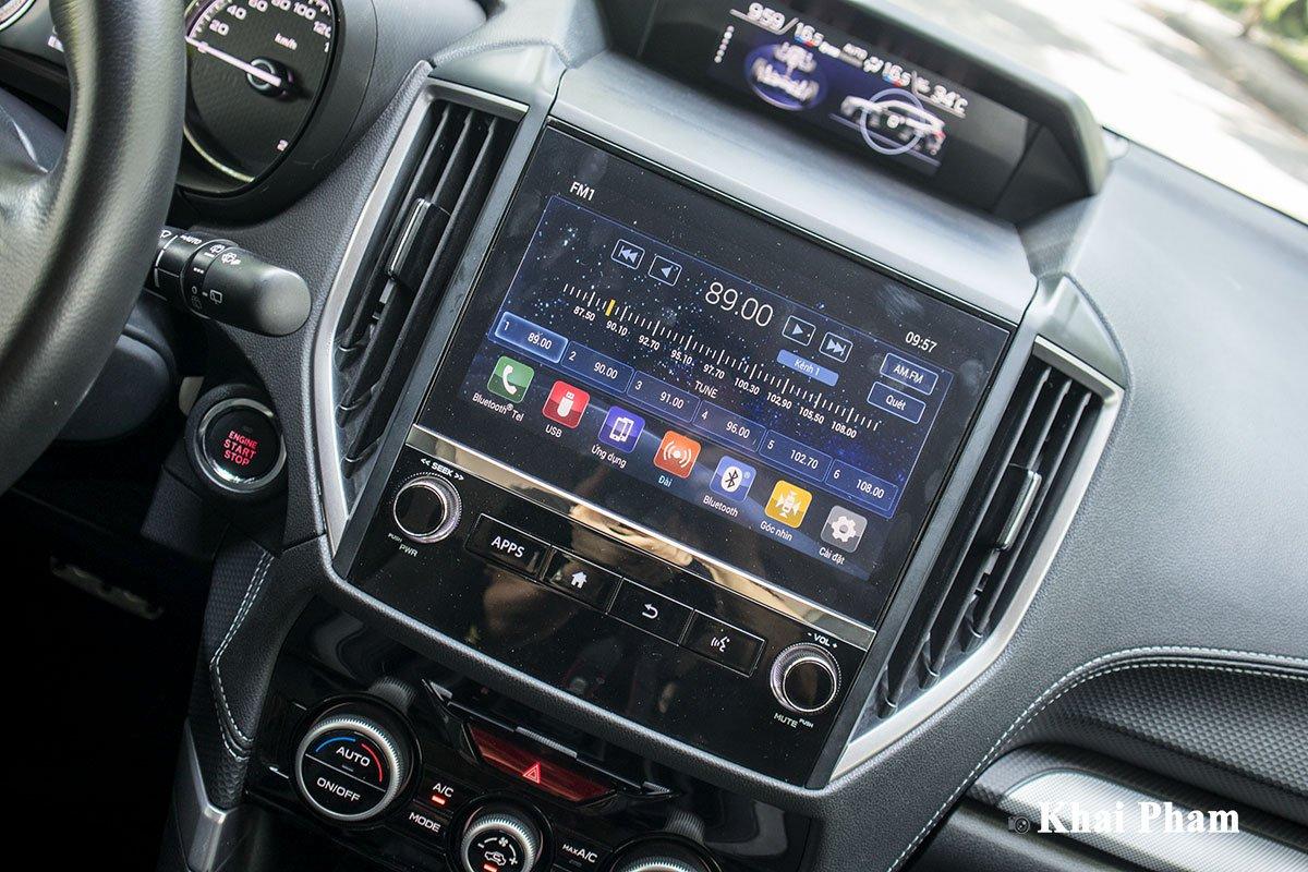 Ảnh Màn hình xe Subaru Forester 2020