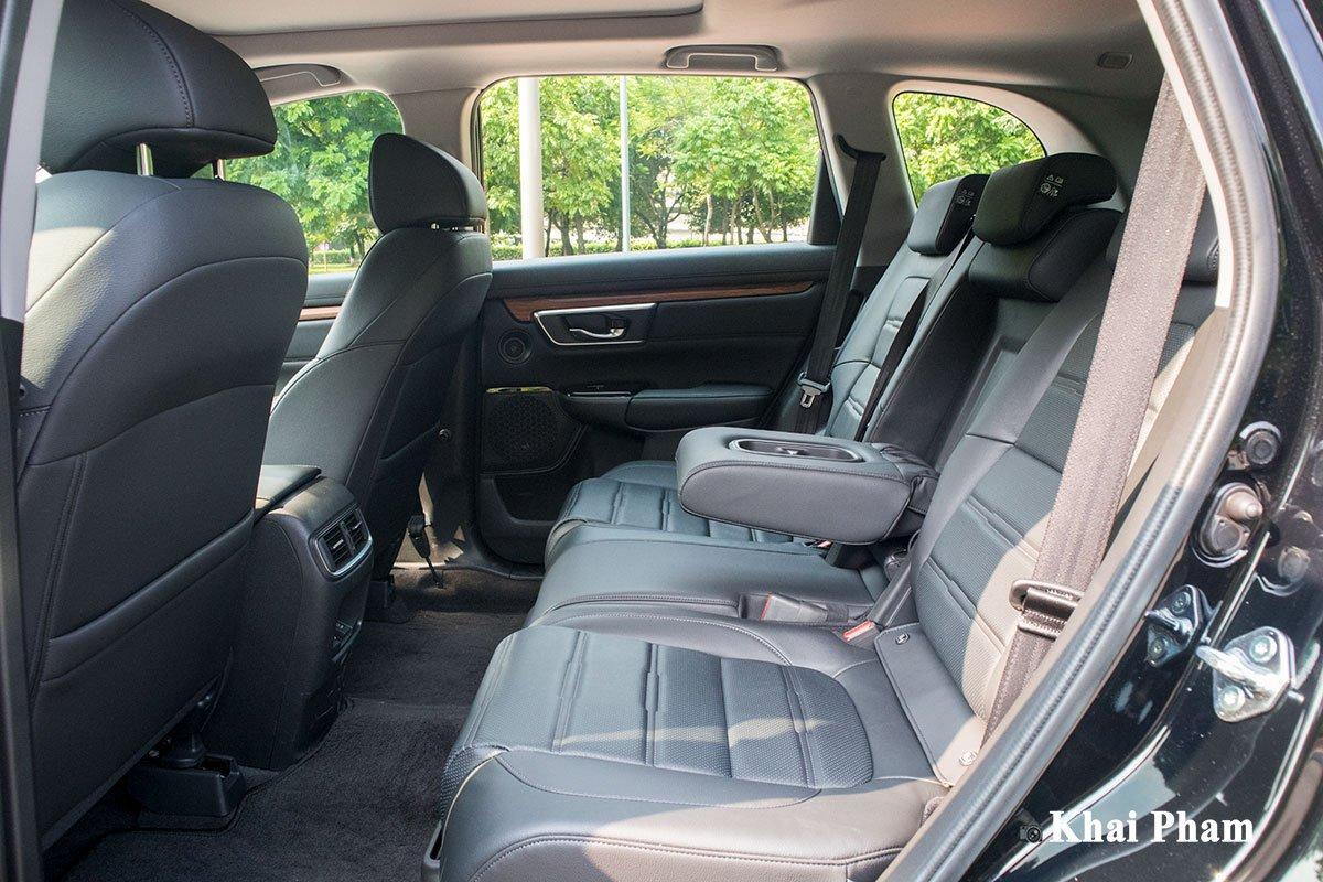 Ảnh Ghế sau xe Honda CR-V