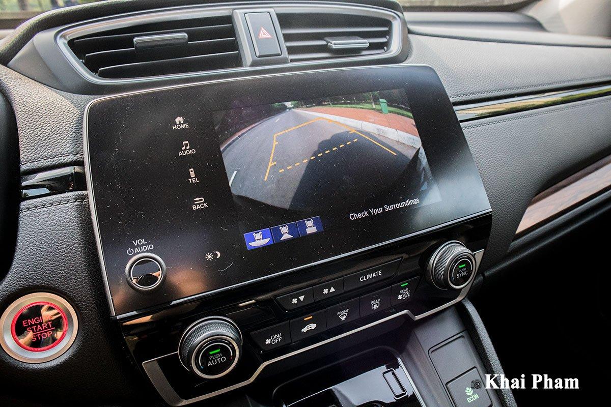 Ảnh Camera lùi xe Subaru Forester 2020