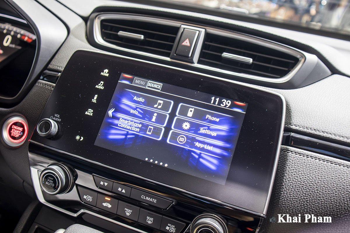 Ảnh Màn hình giải trí xe Honda CR-V
