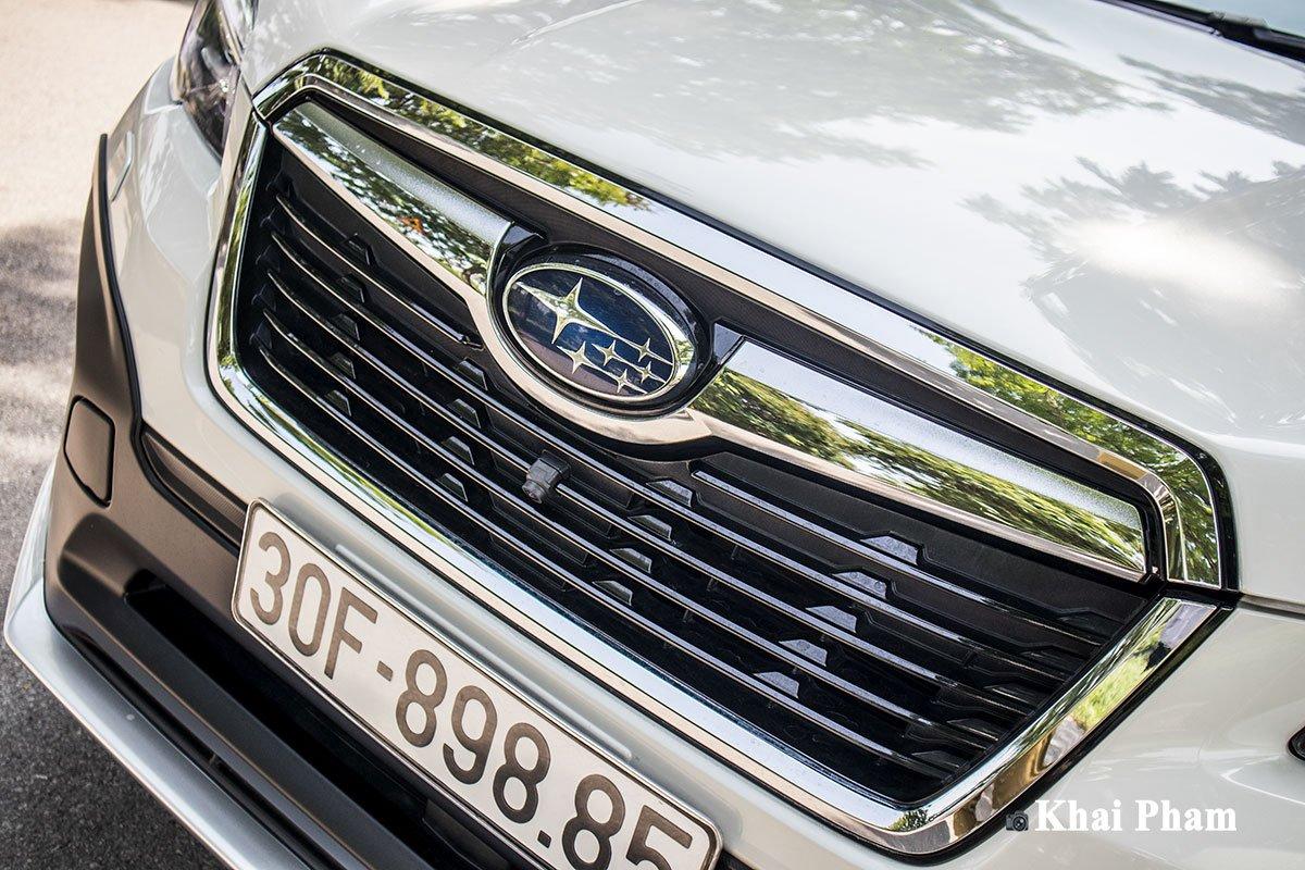 Ảnh Lưới tản nhiệt xe Subaru Forester 2020