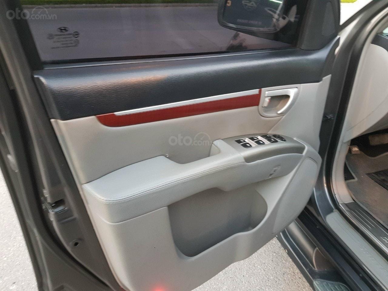 Bán xe Hyundai Santa Fe đời 2007, nhập khẩu, máy dầu (3)