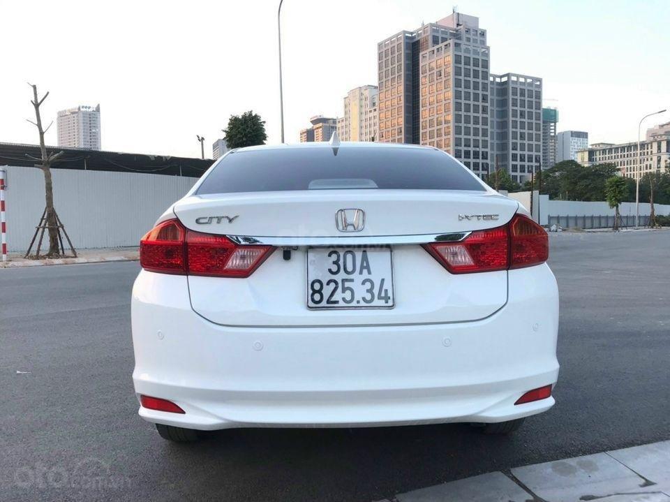 Cần bán xe Honda City đời 2015, màu trắng (2)