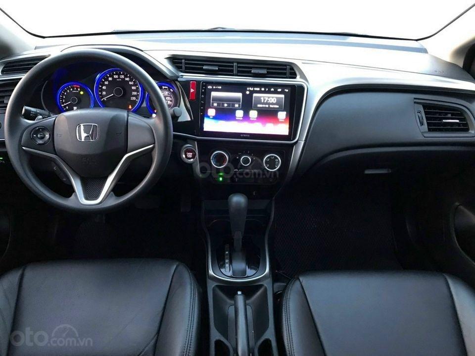 Cần bán xe Honda City đời 2015, màu trắng (4)