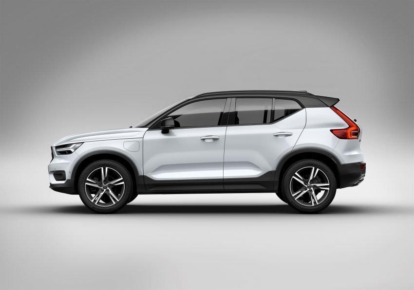 Volvo XC40 Recharge T5 thân thiện môi trường.