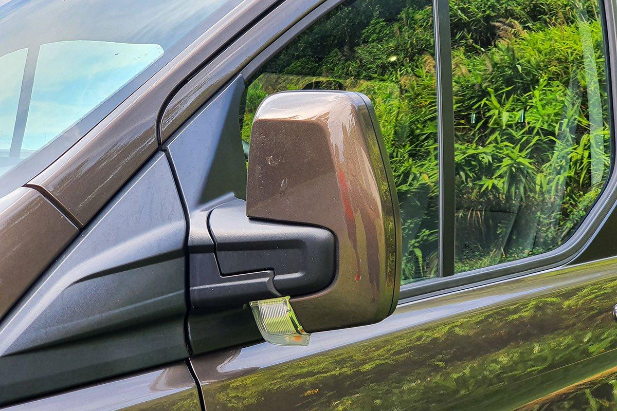 Ngoại thất Ford Tourneo - Ảnh 2.
