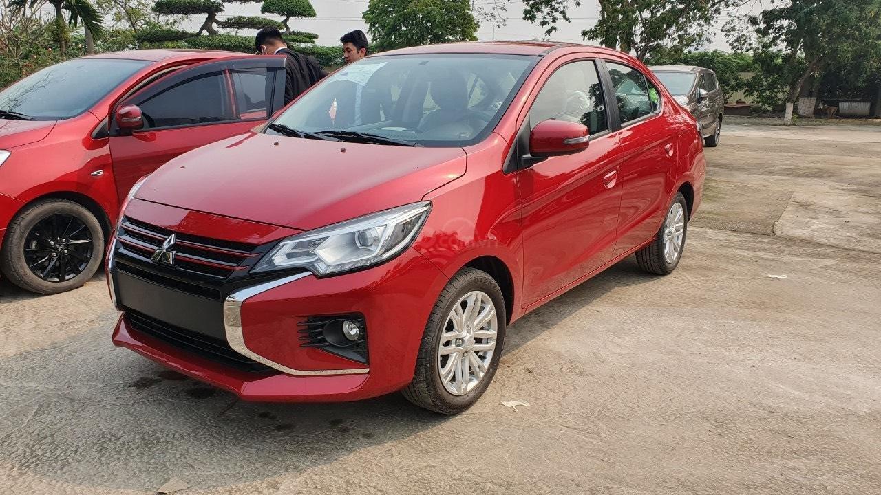 Mitsubishi Attrage CVT nhập khẩu Thái Lan - Hỗ trợ thuế trước bạ 50%. Mua xe giá tốt   (1)
