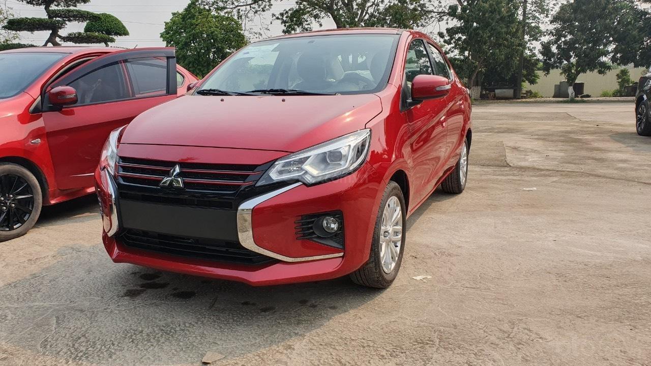 Mitsubishi Attrage CVT nhập khẩu Thái Lan - Hỗ trợ thuế trước bạ 50%. Mua xe giá tốt   (3)