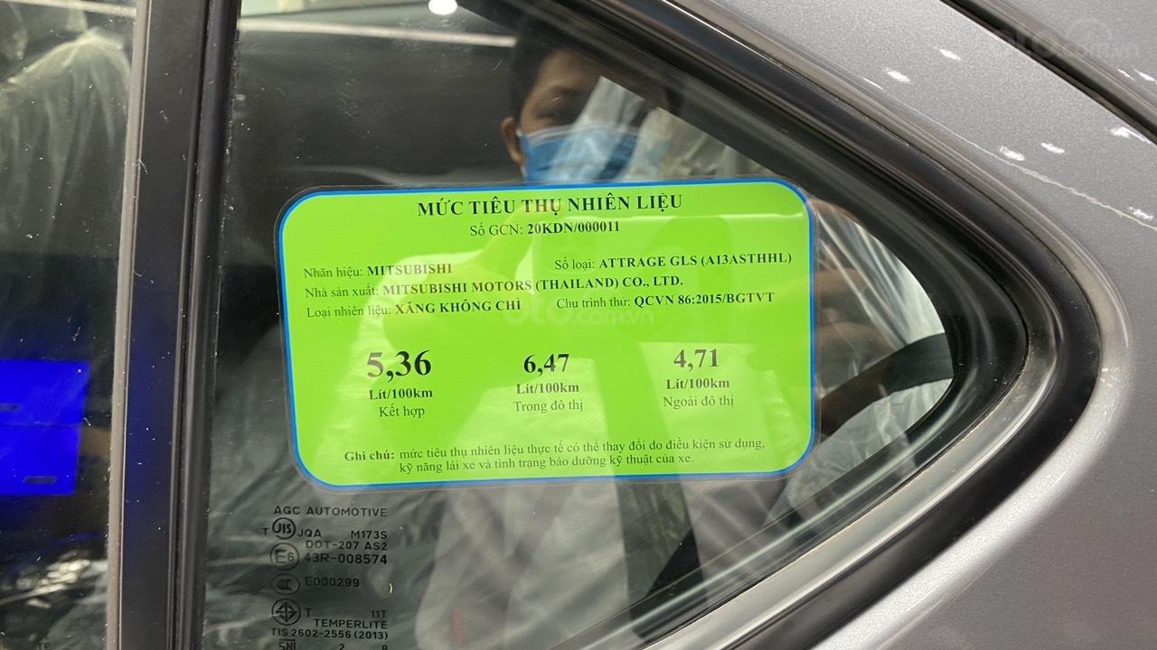 Mitsubishi Attrage CVT nhập khẩu Thái Lan - Hỗ trợ thuế trước bạ 50%. Mua xe giá tốt   (10)