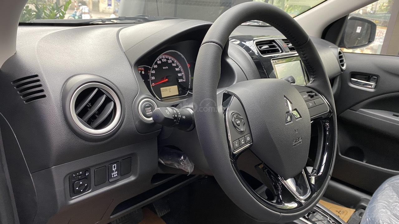Mitsubishi Attrage CVT nhập khẩu Thái Lan - Hỗ trợ thuế trước bạ 50%. Mua xe giá tốt   (7)