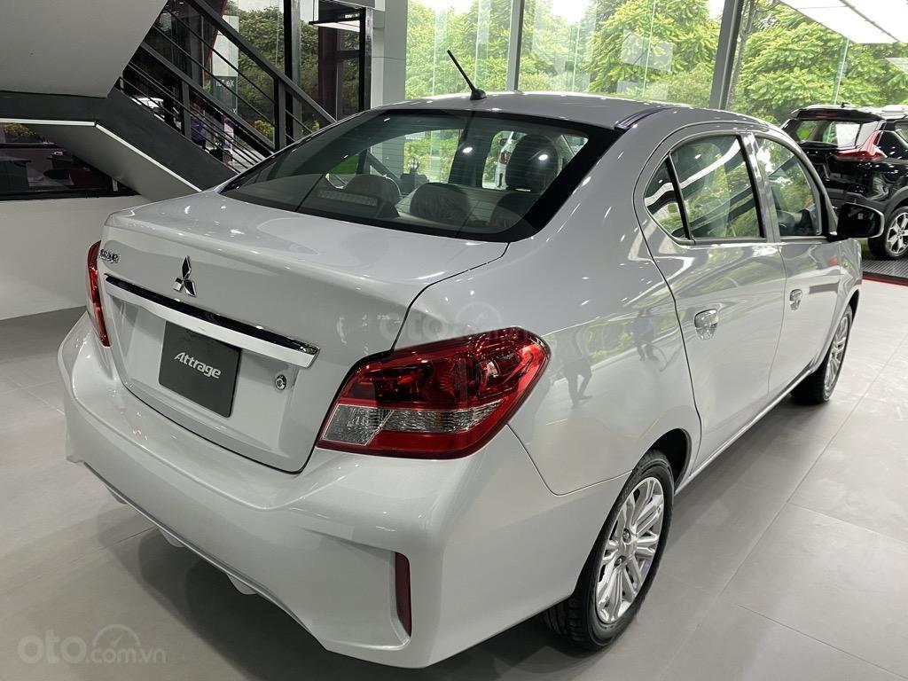 Cần bán Mitsubishi Attrage MT (Số sàn) 2020 nhập khẩu Thái Lan. Hỗ trợ 50% thuế trước bạ, giá tốt nhất tháng 11 (3)